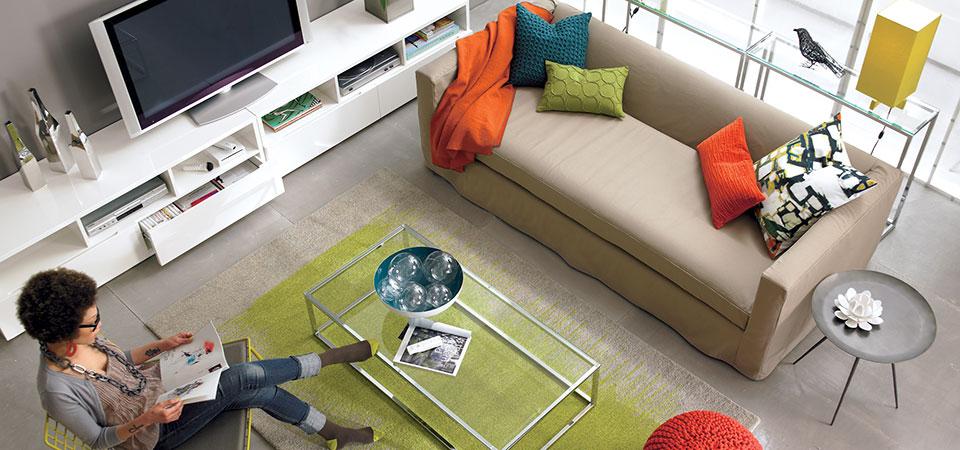 how to measure furniture for a room