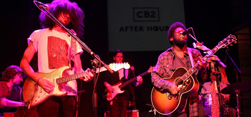 After Hours:  A Concert Series Presented By CB2