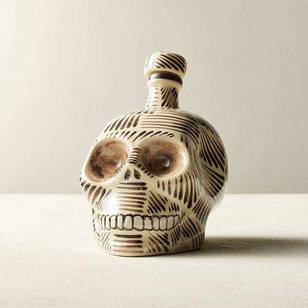 Henry Hand-Painted Tequila Decanter
