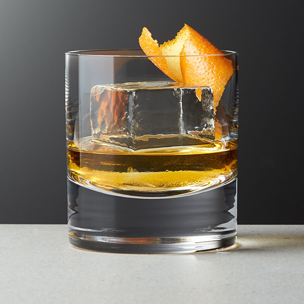 Cirque Double Old-Fashioned Glass